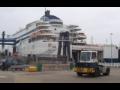 Námořní přeprava strojního zařízení