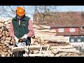 Motorové pily pro zahradnictví, lesnictví a údržbu pozemků - prodej
