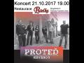 Koncert skupiny PROTEĎ v restauraci na Pyšelce - Čerčany 21.10.2017 19.00