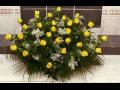 Smuteční služby Libochovice – pohřeb i smuteční vazby květin