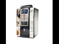 Prodejní automaty na jídlo i teplé nebo chlazené nápoje - dopřejte si kávu kdykoli během dne