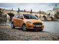 Nový Ford KA+ Zlín - prostorný vůz s bohatou výbavou