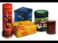 Plechové krabičky, dózy, podnosy potištěné ofsetem - výroba na zakázku