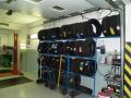 Pneuservis prodej nákladní pneu plechových disků litých kol Jičín