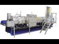 Technologické linky na zpracování ovoce a zeleniny, blanšery, stroje dávkovací a balicí