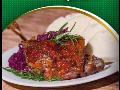 Svatomartinské menu v překrásném prostředí Hotelu a Restaurantu Tři Věžičky