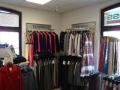 Dámské i pánské pláště, kabáty, saka, kostýmy, kalhoty - kvalitní a značkové oblečení