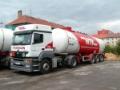 Mezinárodní autodoprava a přeprava nákladu pomocí speciálních cisteren ADR