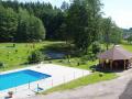 Rekreační sportovní zařízení sauna ubytování apartmány Vrchlabí