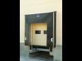 Montáž průmyslová garážová vrata vyrovnávací můstky Rychnov
