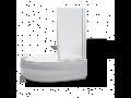 Sprchové a vanové zástěny, sprchové vaničky a panely Zlín