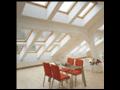 Tepelné zvukové protipožární izolace střešní fólie okna Lanškroun