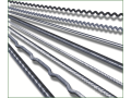Výroba ocelové dráty, lisované a žebérkové pletivo, svařované, armovací sítě
