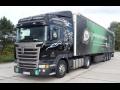 Profesionální mezinárodní a vnitrostátní nákladní kamionová doprava - zasilatelství a spedice