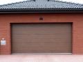 garážová sekční vrata Trido
