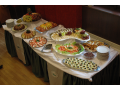 Catering na klíč, občerstvení pro rauty, oslavy, večírky Praha -  rozvoz PO-PÁ od 10.00 do 15.00 nebo dle přání zákazníka