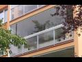 Zasklívání balkonů Praha – sníží výdaje za vytápění, prašnost a hluk v bytě