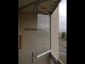 Zasklívání balkonů pro úspory za vytápění