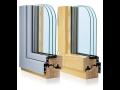Dřevěná, dřevohliníková okna a dveře v zimní akci za nízké ceny