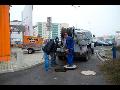 Vysokotlaké čištění kanalizace, odvoz fekálií ze septiků, žump, jímek, okres Teplice