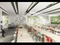 BB Centrum - nová budova pavilonu pro křesťanskou školu Elijáš
