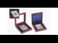 Kazety na mince pro sběratele Leuchtturm