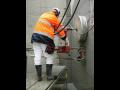 Řezání a vrtání do betonu