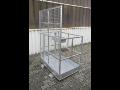Montážní plošiny Ostrava, Bohumín - přídavné zařízení pro práci ve výškách na vysokozdvižné vozíky (VZV)