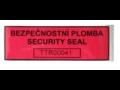 Fóliová plomba výroba Praha – pro bezpečné skladování a přepravu zboží