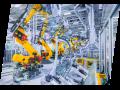 Technická podpora a servis pneumatických sytému, komponentů nebo strojů a zařízení