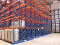 Mobilné, pojazdné paletové regály Česká republika - regálové systémy pre paletovaný tovar