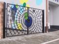 Kované brány, ploty, mříže do oken a dveří, zábradlí - ruční kovářská výroba