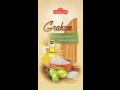 Grahamové tyčinky a italské tyčinky Grissini - to pravé pochutnání na ...