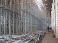 Ocelové konstrukce technologické mosty regálové systémy Chrudim