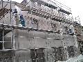 Zateplování fasád, stavební rekonstrukce panelových a bytových domů, Ústecký kraj