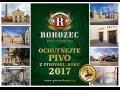 Ocenění roku 2017 dostal pivovar Rohozec