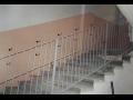 Stavební zámečnictví zábradlí markýzy schodiště ploty Chrudim