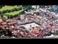 Město Moravská Třebová, centrum Moravskotřebovska a Jevíčska, regionu s malebnou krajinou