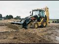 Zemní a výkopové práce - terénní úpravy vlastními stroji