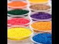 Barviva, pigmenty, aditiva, výroba koncentrátů pro plastikářský průmysl