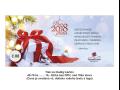 Novoroční (PF) a vánoční přání v tištěné i elektronické podobě dle Vašich požadavků