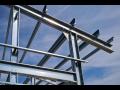 Konstrukční profily – kvalitní a pevné ocelové konstrukce pro haly