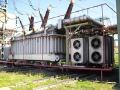 Trafostanice, prodej nových i repasovaných transformátorů, jejich revize, servis a údržba