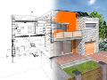 Stavební firma, výstavba rodinných domů na klíč, projekční a stavební činnost, rekonstrukce