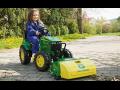 Hračky ROLLY TOYS - šlapadla, odrážedla nebo šlapací traktory pro malé závodníky