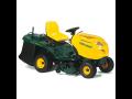 Travní traktor