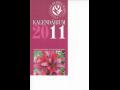 V�stavi�t� Flora - kalend�� v�stav 2011
