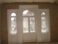 Výroba montáž dřevěná okna balkónové dveře eurookna Hradec Praha