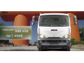 Prodej, servis vozy AVIA, montáž nástaveb, kontejnerové vany