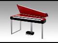 Prodej hudební nástroje piána klavíry saxofony kytary Hradec